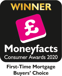 Moneyfacts Consumer Awards 2020 - First-Time Mortgage Buyers' Choice