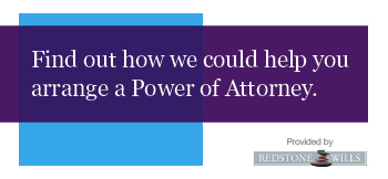 Find out how we could help you arrange a power of attorney