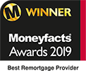 Best Remortgage Provider – Moneyfacts Awards 2019