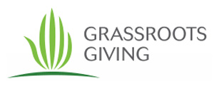Logo: Grassroots Giving