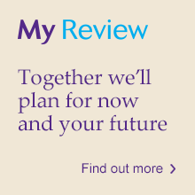 My Review: Together we'll plan for now and your future