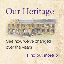Our Heritage: See how we've changed over the years