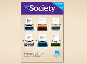 My Society - Winter Newsletter