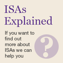 ISAs explained